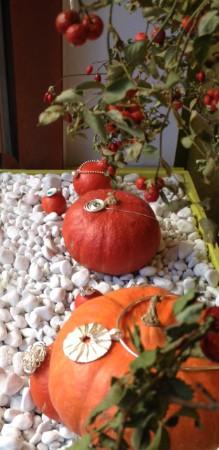 ultramaringelber Herbst